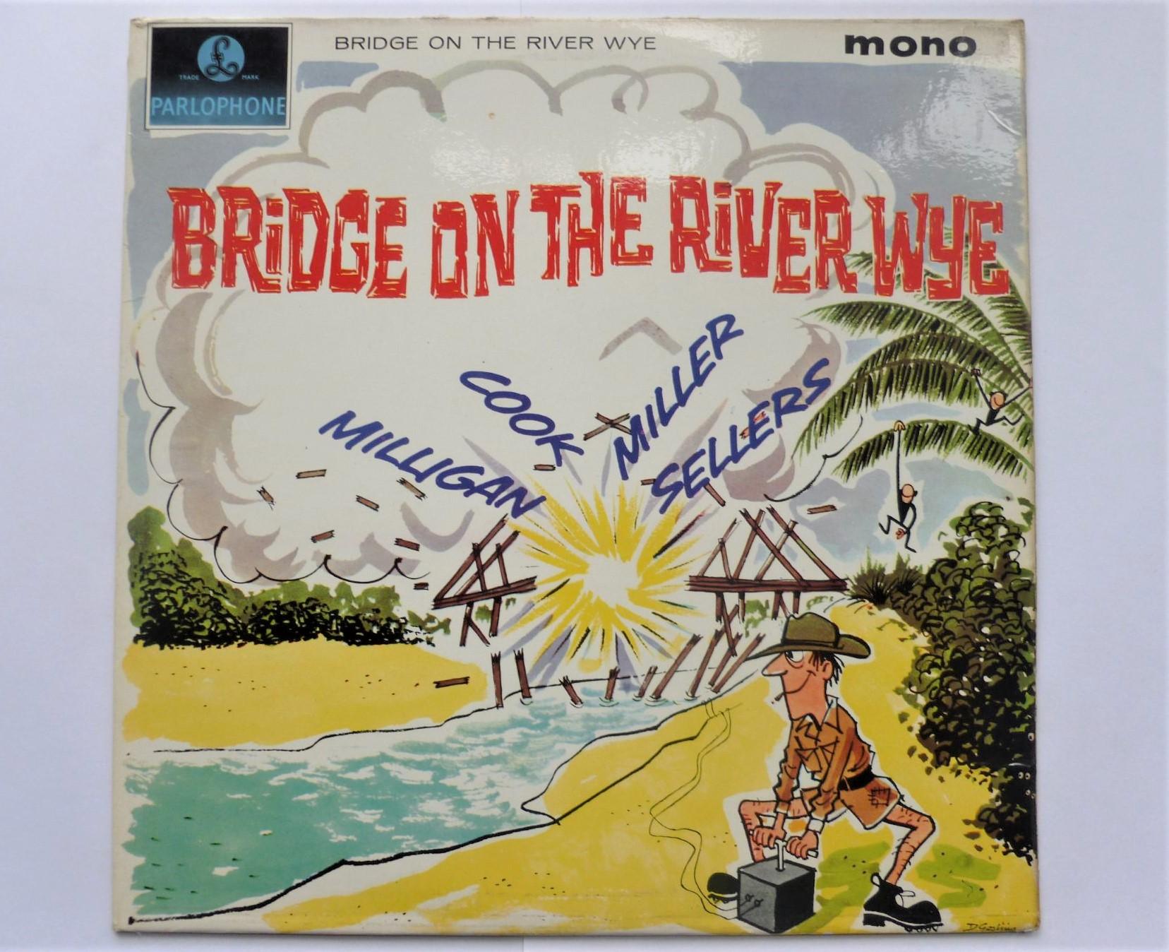 VARIOUS - Bridge On The River Wye - LP