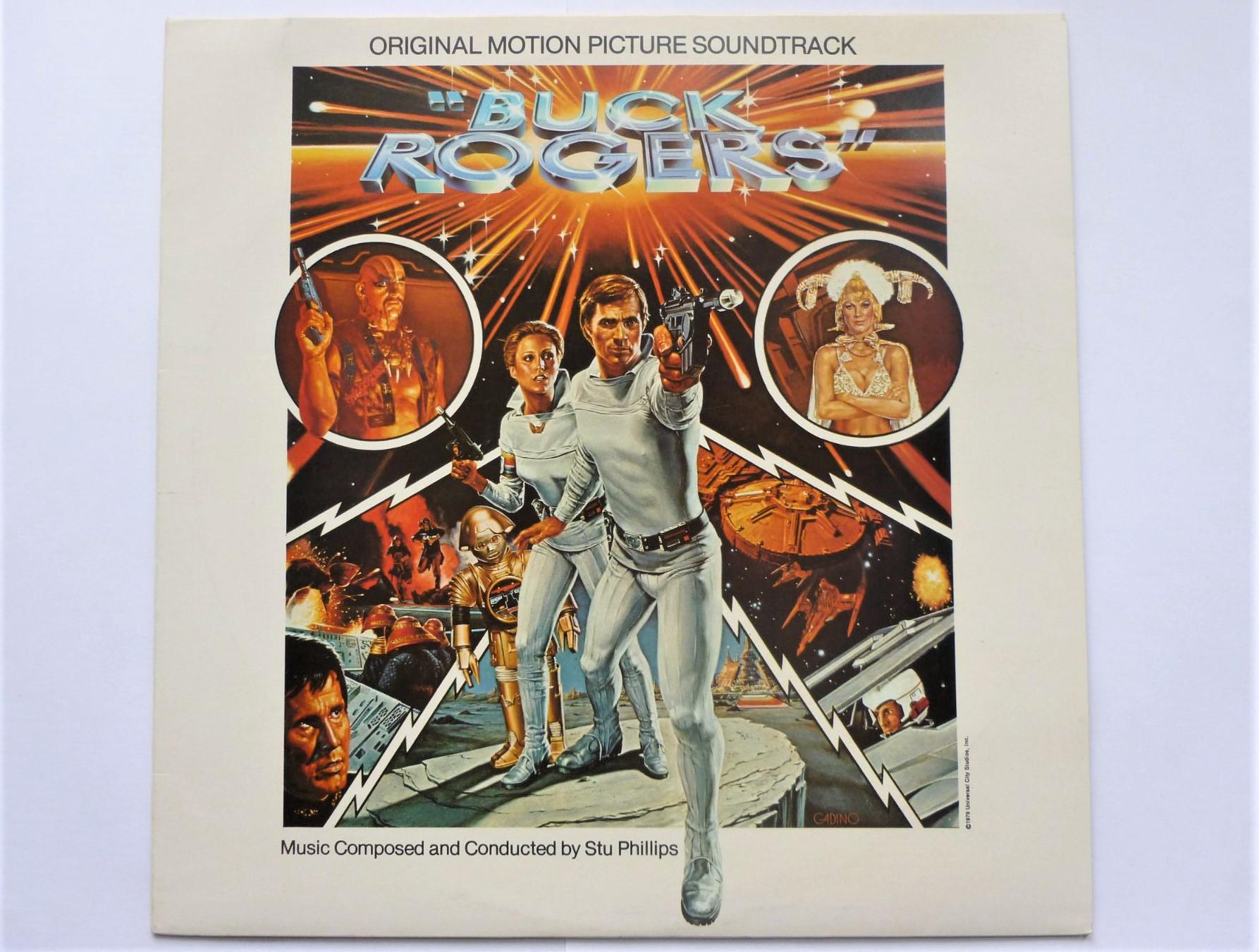 VARIOUS - Buck Rogers - LP