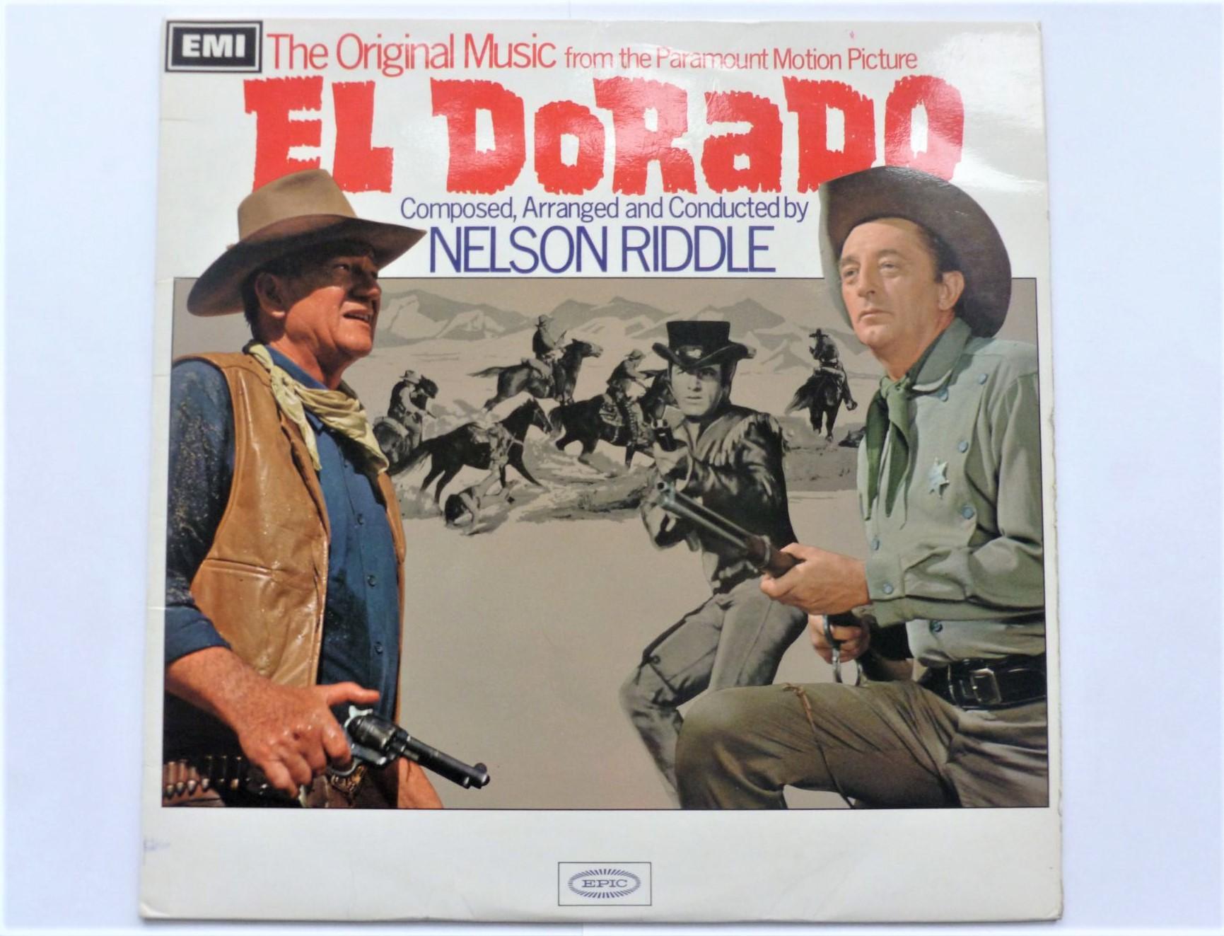 VARIOUS - El Dorado - LP