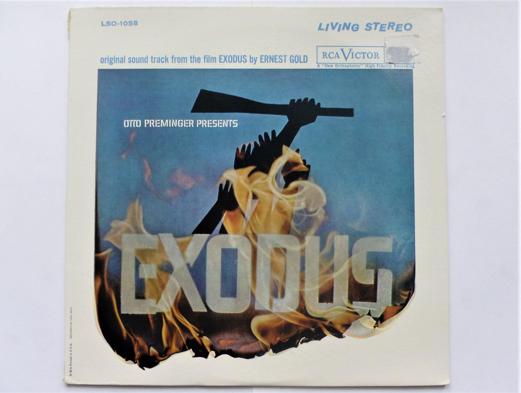 VARIOUS - Exodus - LP