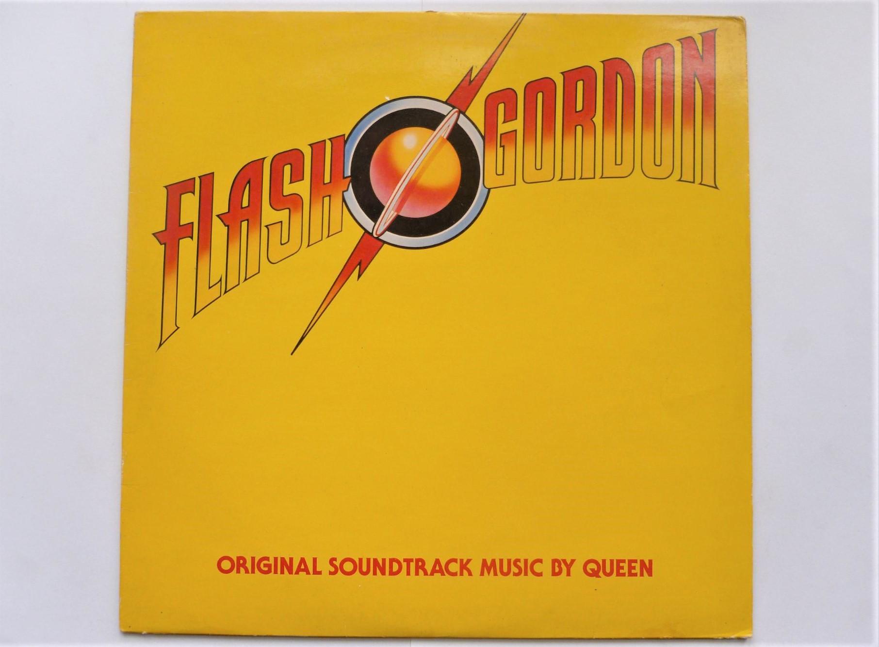 VARIOUS - Flash Gordon - LP