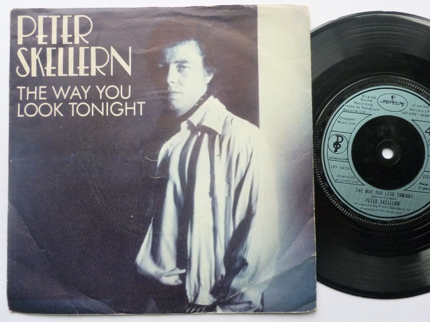 Peter Skellern The Way You Look Tonight/Where Do We Go From Here